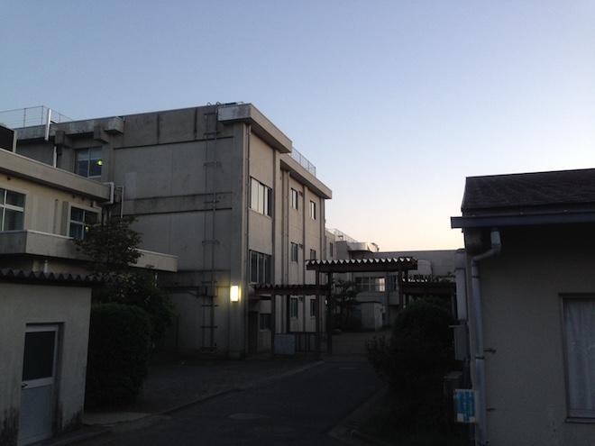 鵠洋小学校